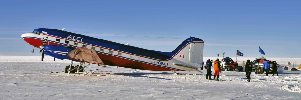 Icetrek Polar Logistics Aviation