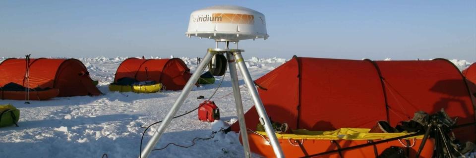 Icetrek Polar Logistics Communications