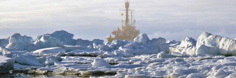 Icetrek Polar Logistics Marine