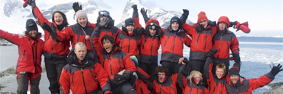 Icetrek Polar Logistics Schools