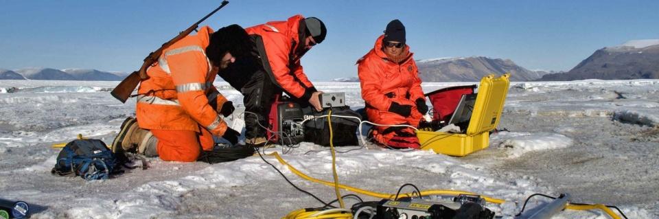 Icetrek Polar Logistics Science