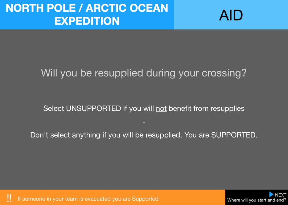 2  Pecs Expedition Aid Arctic Ocean