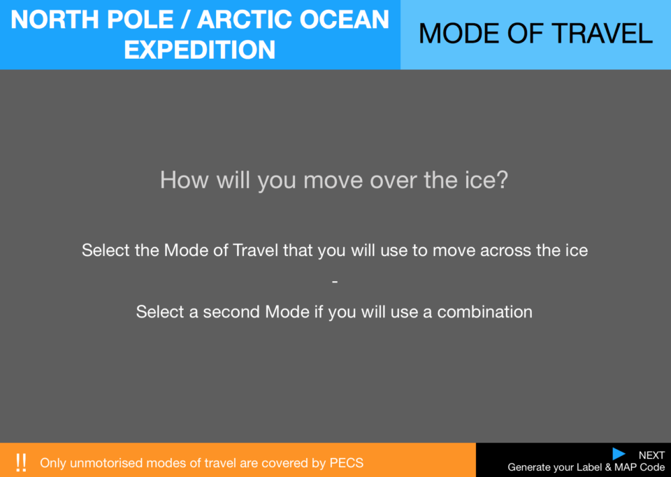 6  Pecs Expedition Mode Arctic Ocean