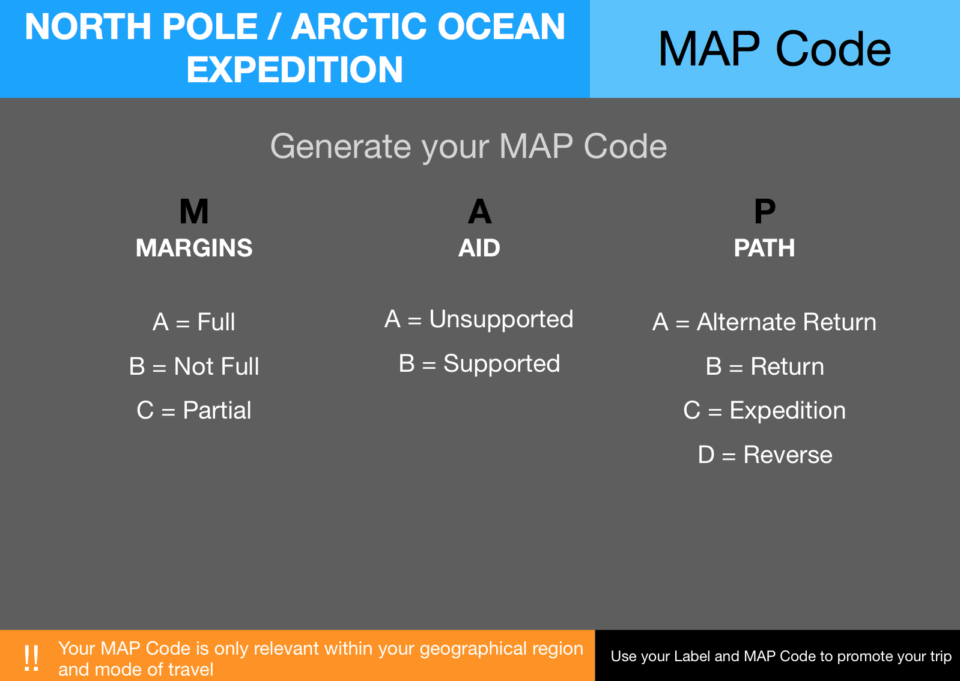 7  Pecs Expedition Map Code Arctic Ocean
