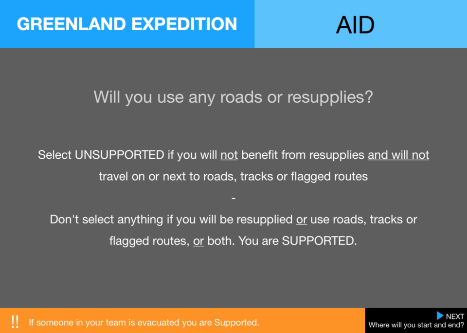 2  Expedition Greenland Aid