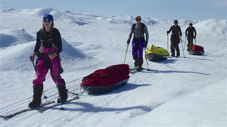 Icetrek-Flexi-Ultima-System Greenland