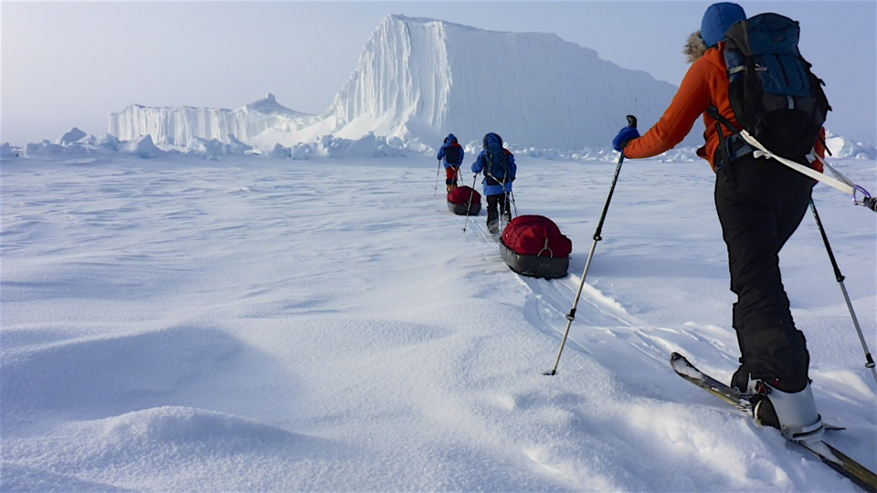Icetrek-Flexi-Ultima-System North Pole
