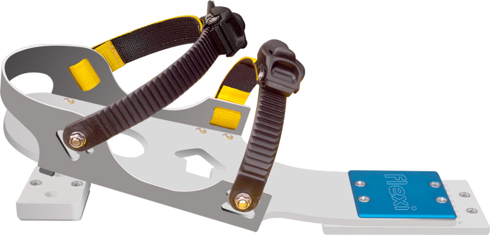 Flexi Sinch-Ski Binding