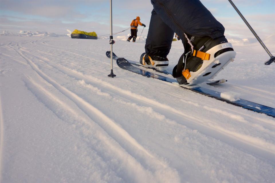 Icetrek Polar Equipment Flexi Sled Pulk