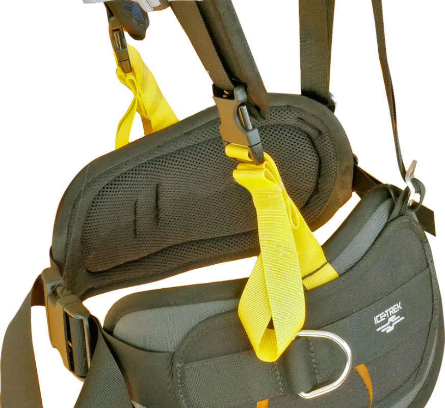 OMNI Sled Harness - Icetrek Polar Expeditions
