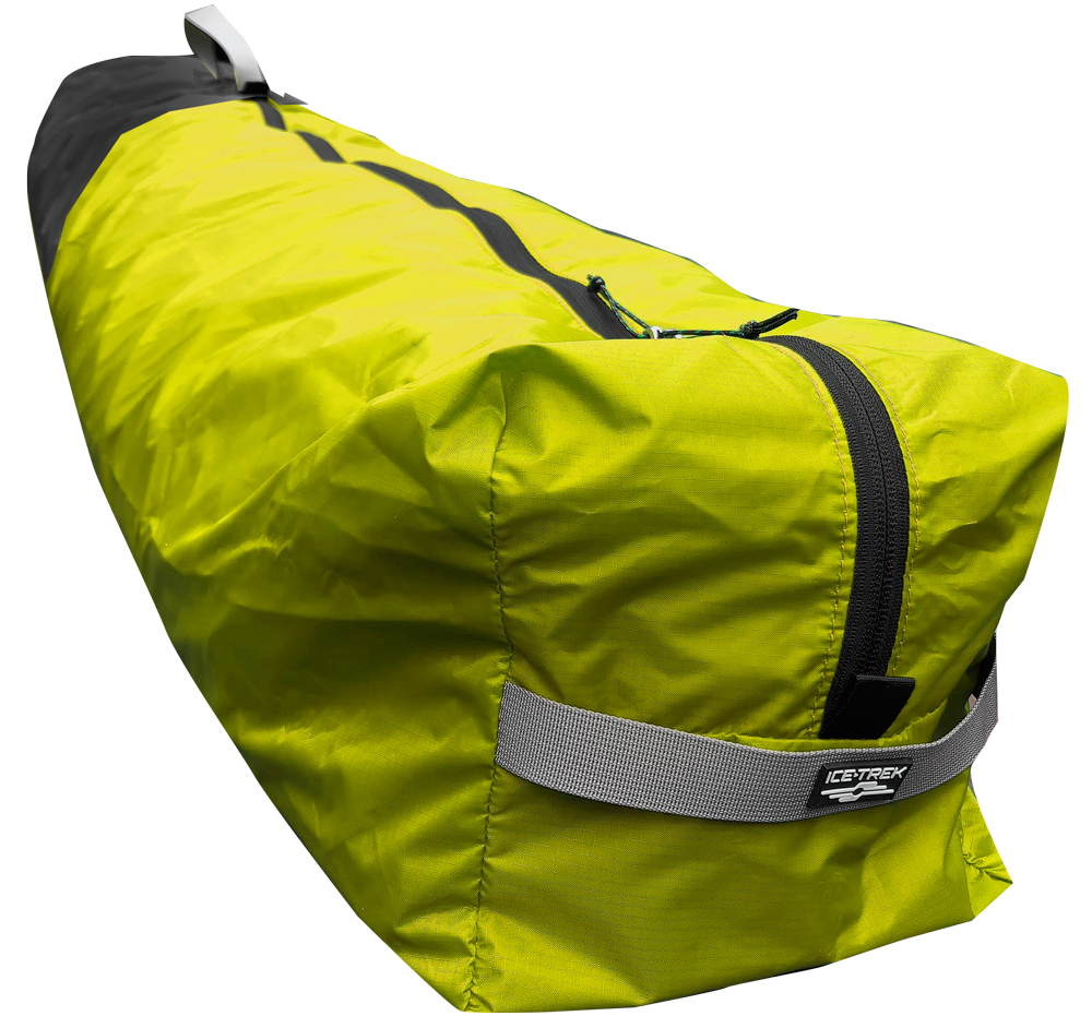 Icetrek Tent Bag Poly Front