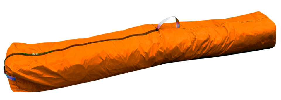 Icetrek Tent Bag Nylon Orange