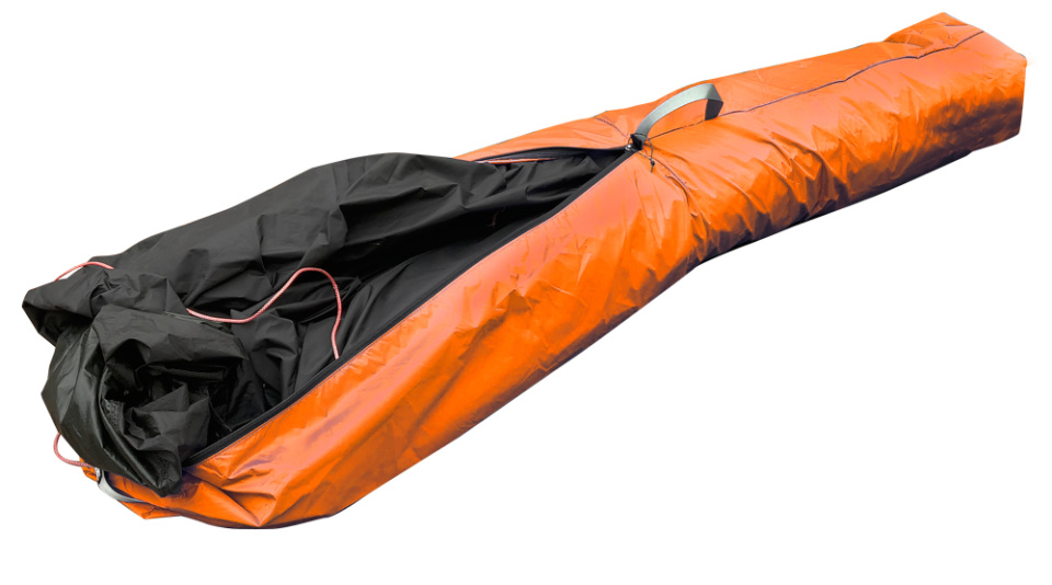 Icetrek Tent Bag Nylon With Tent Orange