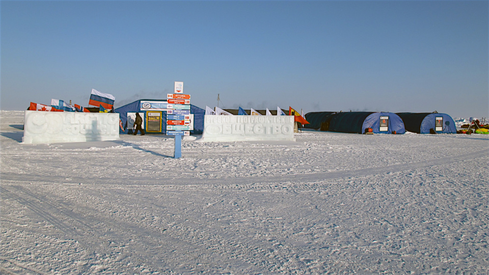 Barneo Ice Camp Arctic Council