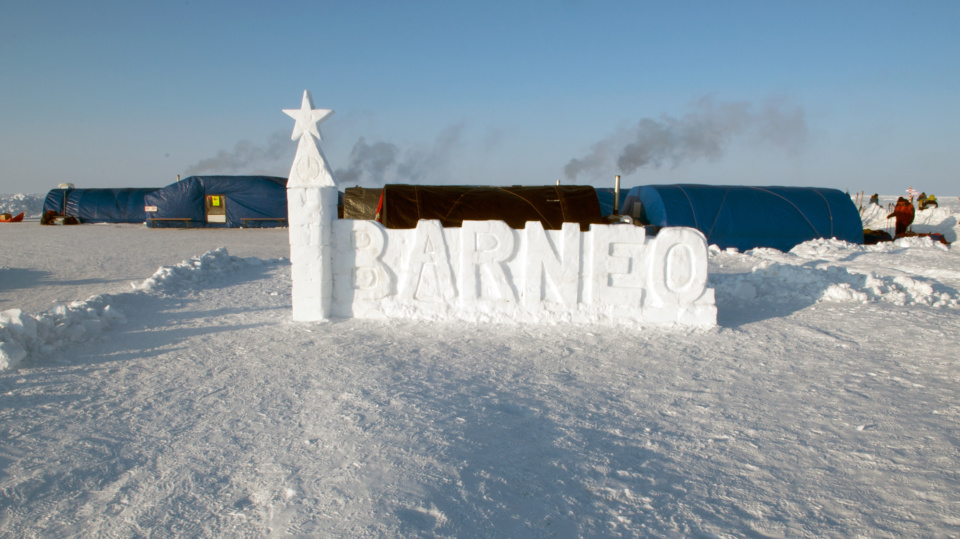 Icetrek Barneo Ice Camp