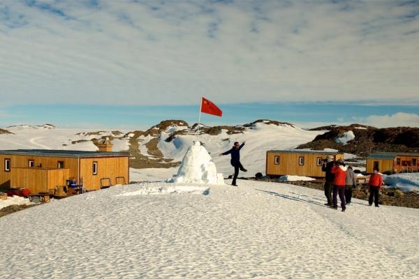 South Pole & Emperor Penguin Odyssey - Icetrek Polar Expeditions