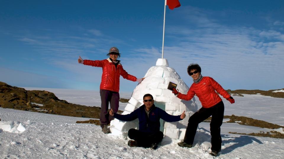 Icetrek Oasis Guesthouse Igloo