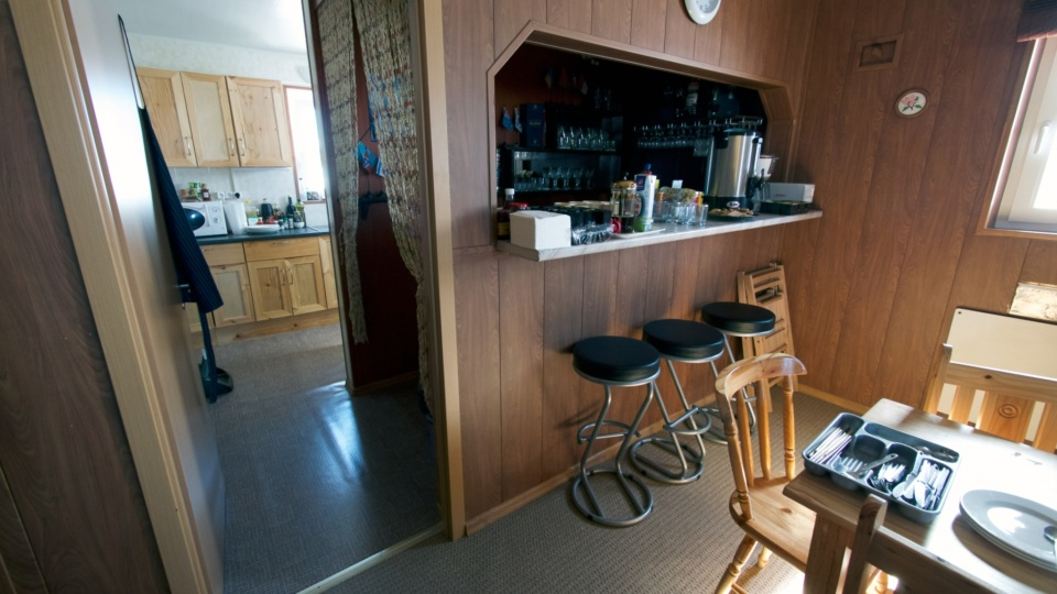 Icetrek Oasis Guesthouse Kitchen