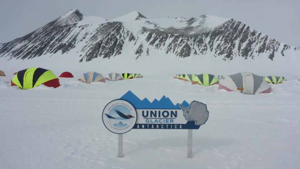 Icetrek Union Glacier
