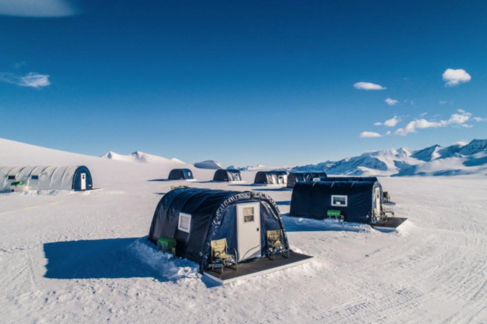 Ale Three Glaciers Camp14