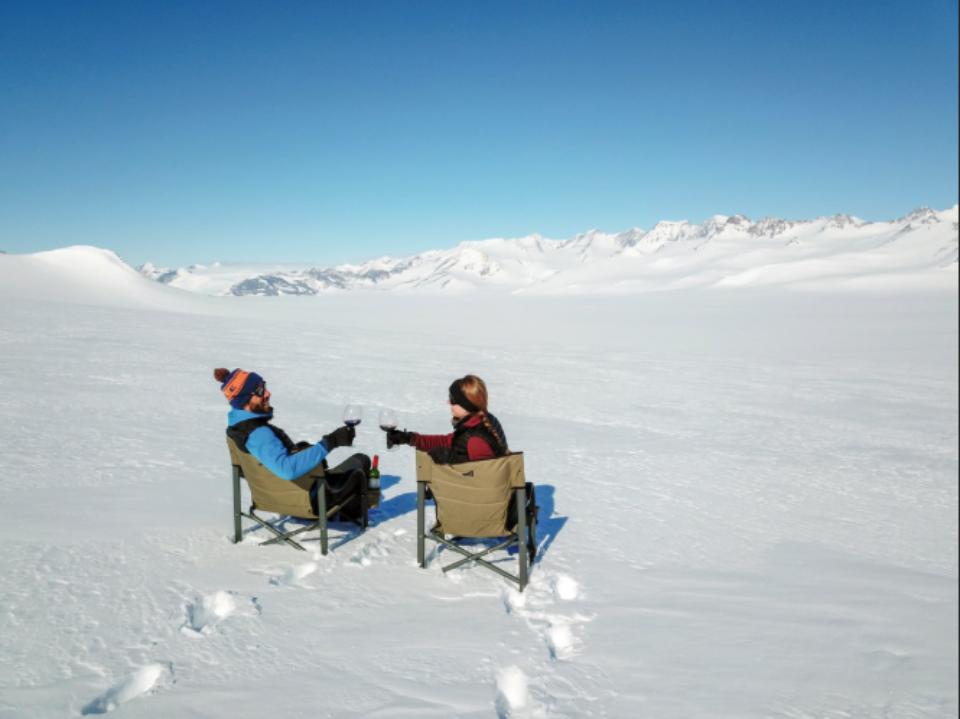 Ale Three Glaciers Camp2