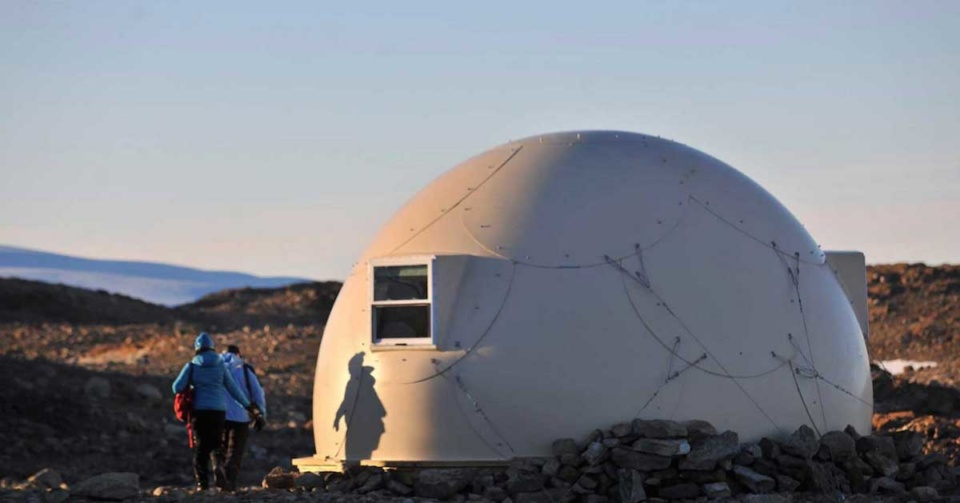 Icetrek Expeditions Whichaway Camp Cabin Antarctica